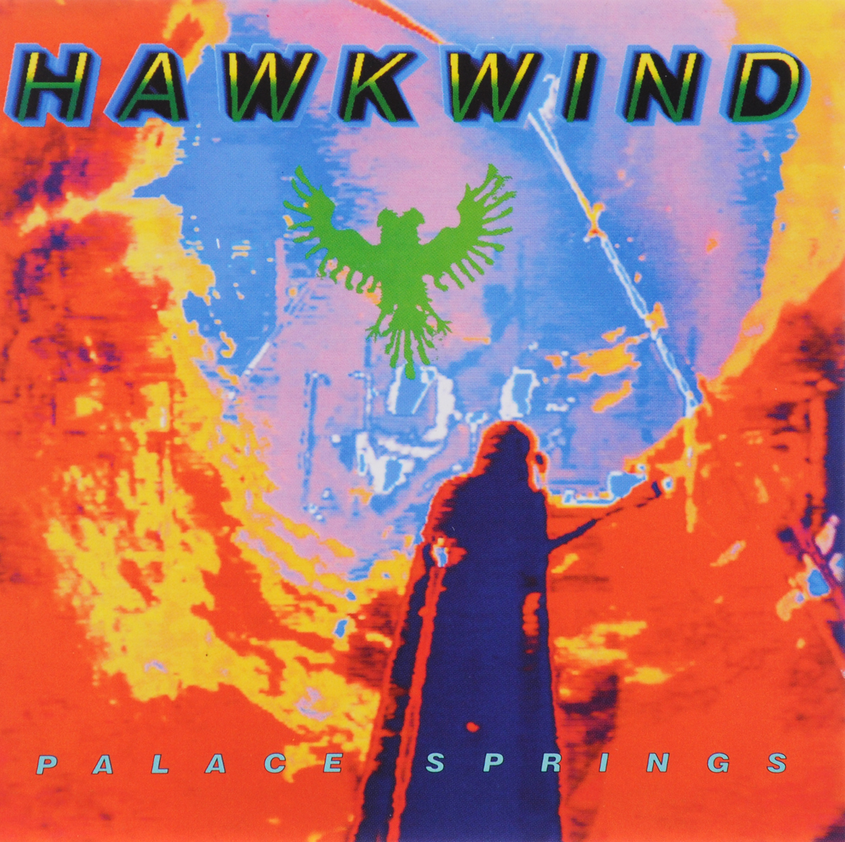 Hawkwind Hawkwind. Palace Springs (2 CD)