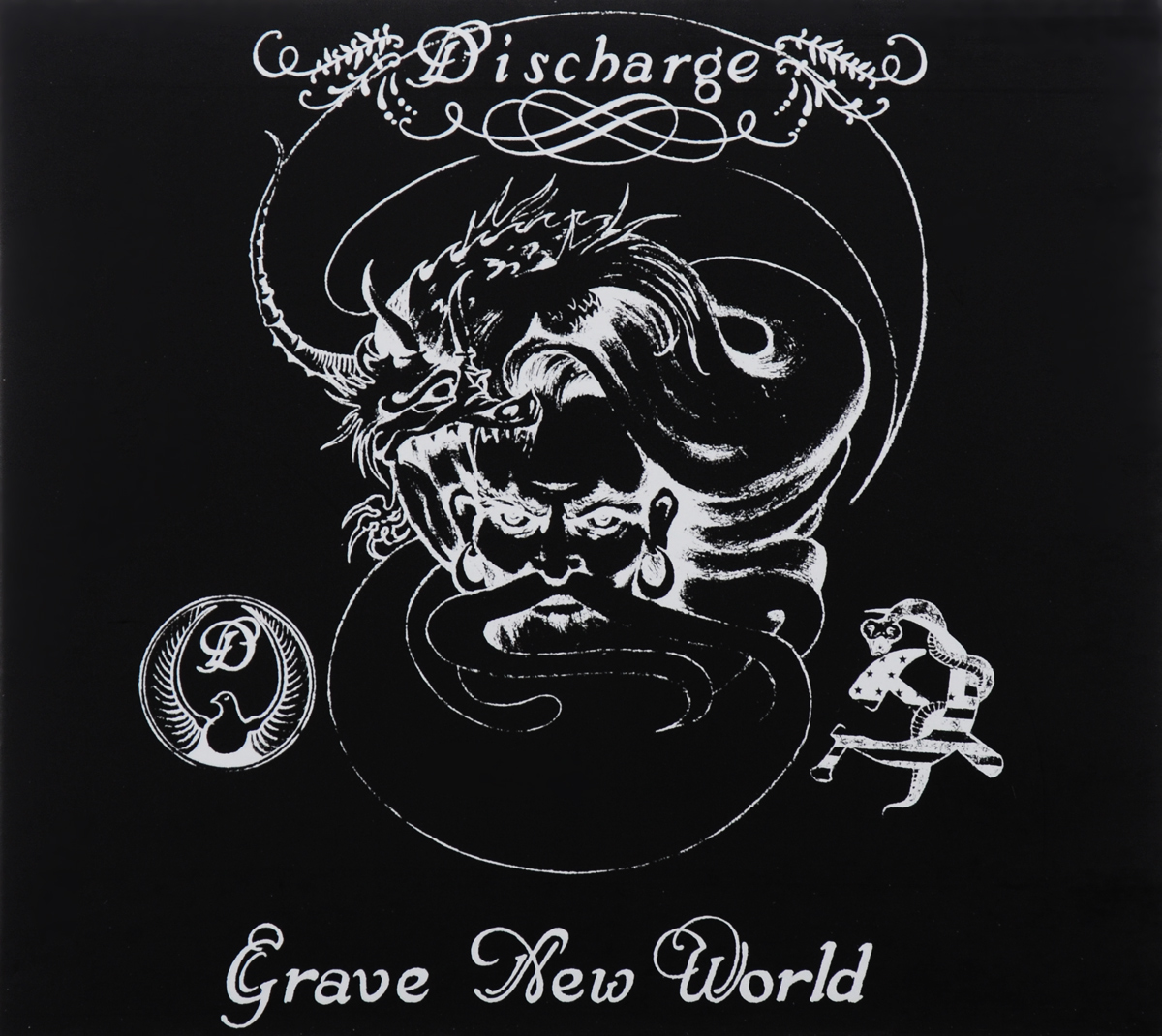 Discharge. Grave New World