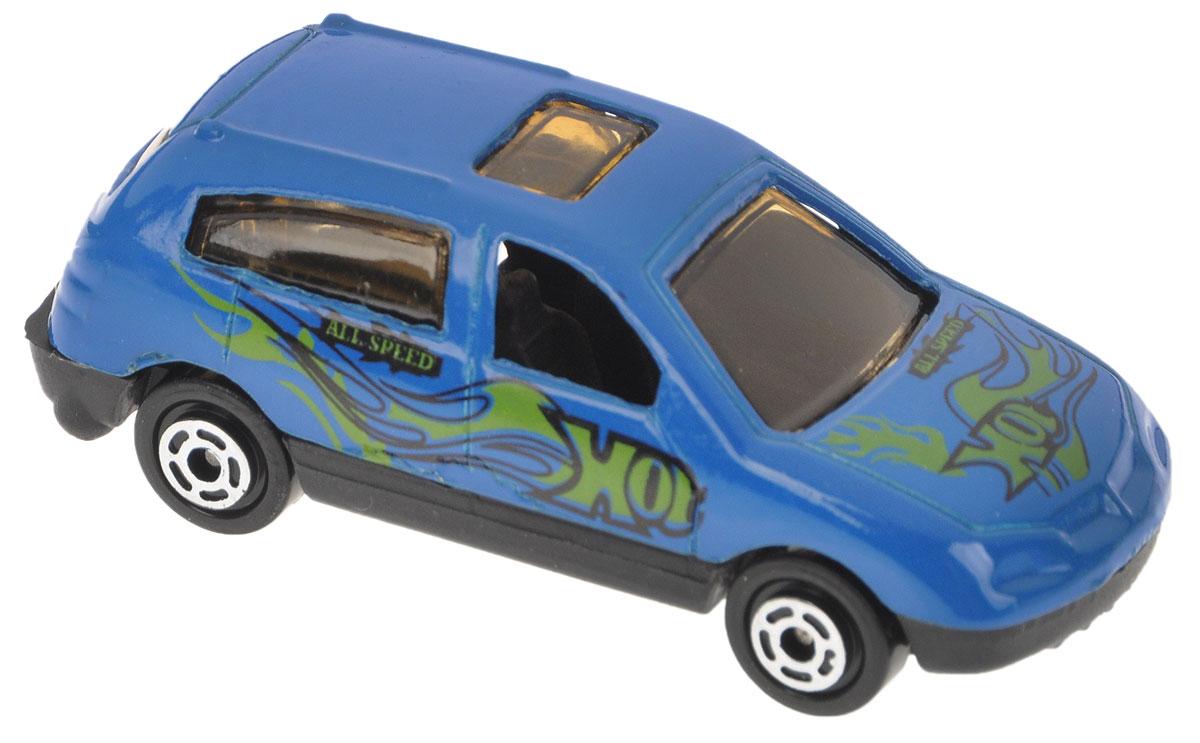 Big Motors Машинка цвет синий