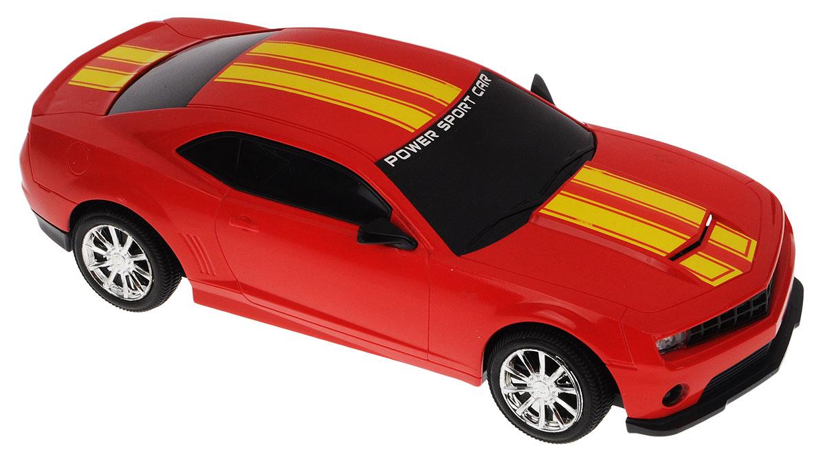 Junfa Toys Машинка инерционная Racing цвет красный