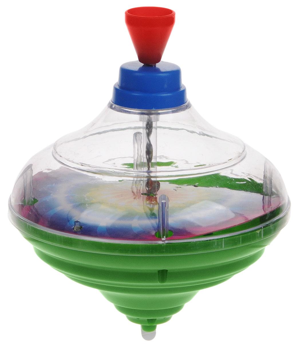 Junfa Toys Юла цвет зеленый