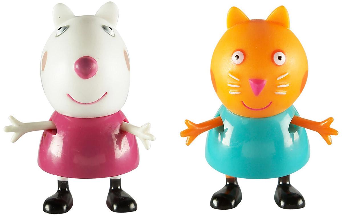 Peppa Pig Набор фигурок Сьюзи и Кенди игровой набор peppa pig сьюзи и кенди 30762