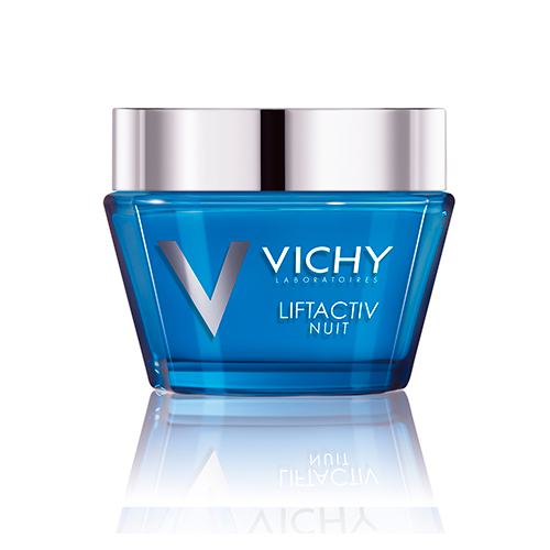 Vichy Lift Activ Supreme Ночной крем, 50 мл vichy aqualia thermal насыщенный крем банка 50 мл