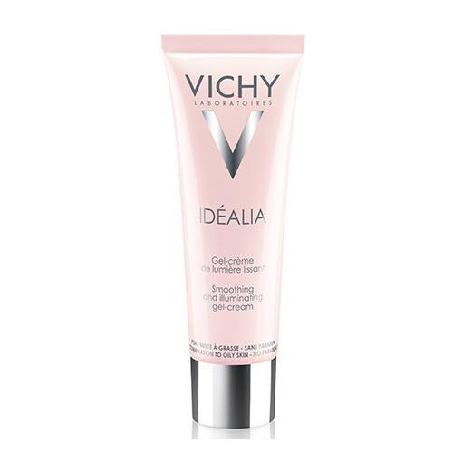 Vichy Idealia Дневной крем-сорбет для комбинированной и жирной кожи, 50 млM9101100Дневной крем-сорбет - идеальный летний уход для комбинированной и жирнойкожи. Обеспечивает естественно матовую кожу в течение всего дня. Даритощущение ультра свежести и возвращает комфорт. Натуральный растительныйкомпонент комбуча (Антиоксиданты + АНА + витамины группы В) защищает кожу отсвободных радикалов, выравнивает микрорельеф и придает коже здоровоесияние. Мощная абсорбирующая технология Aquakeep способна впитывать влагу в100 раз больше своего веса, дарит ощущение ультра-свежести и делает кожуестественно матовой. Минерализирующая термальная вода VICHY вулканическогопроисхождения, обогащенная 15 минералами, укрепляет, восстанавливает,нормализует рН и усиливает естественные барьерные функции для ее защиты отвоздействия внешних факторов.
