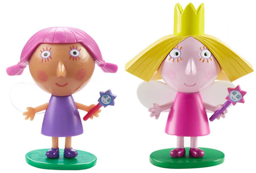 Ben&Holly Набор фигурок Холли и Вайолет фигурки игрушки ben 10 ben 10 фигурка 12 5 см хекс