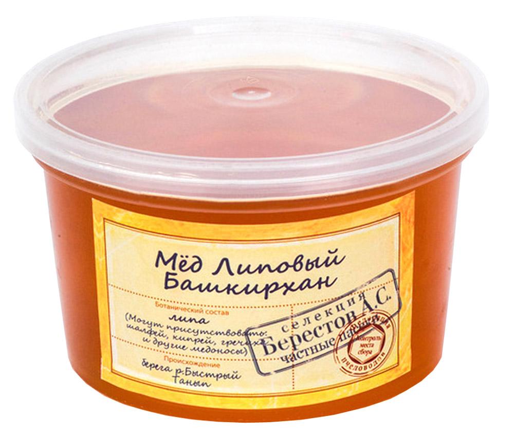 Берестов Мед Башкирхан Липовый, 360 г как фермеру быстро продать мед