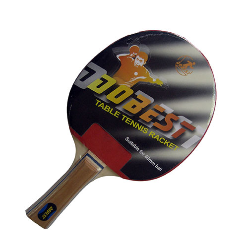 "Ракетка для настольного тенниса Dobest ""0 звезд"""