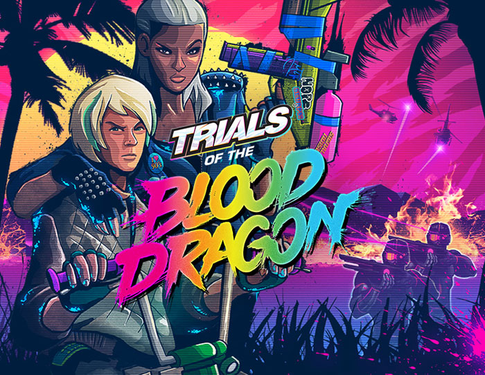 Zakazat.ru Trials of the Blood Dragon