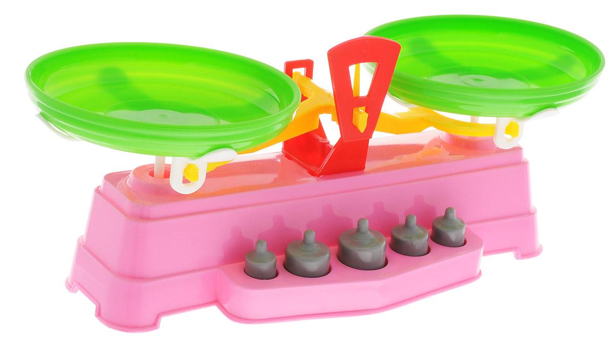 Marek Игрушечные весы цвет розовый зеленый купить игрушечные рации