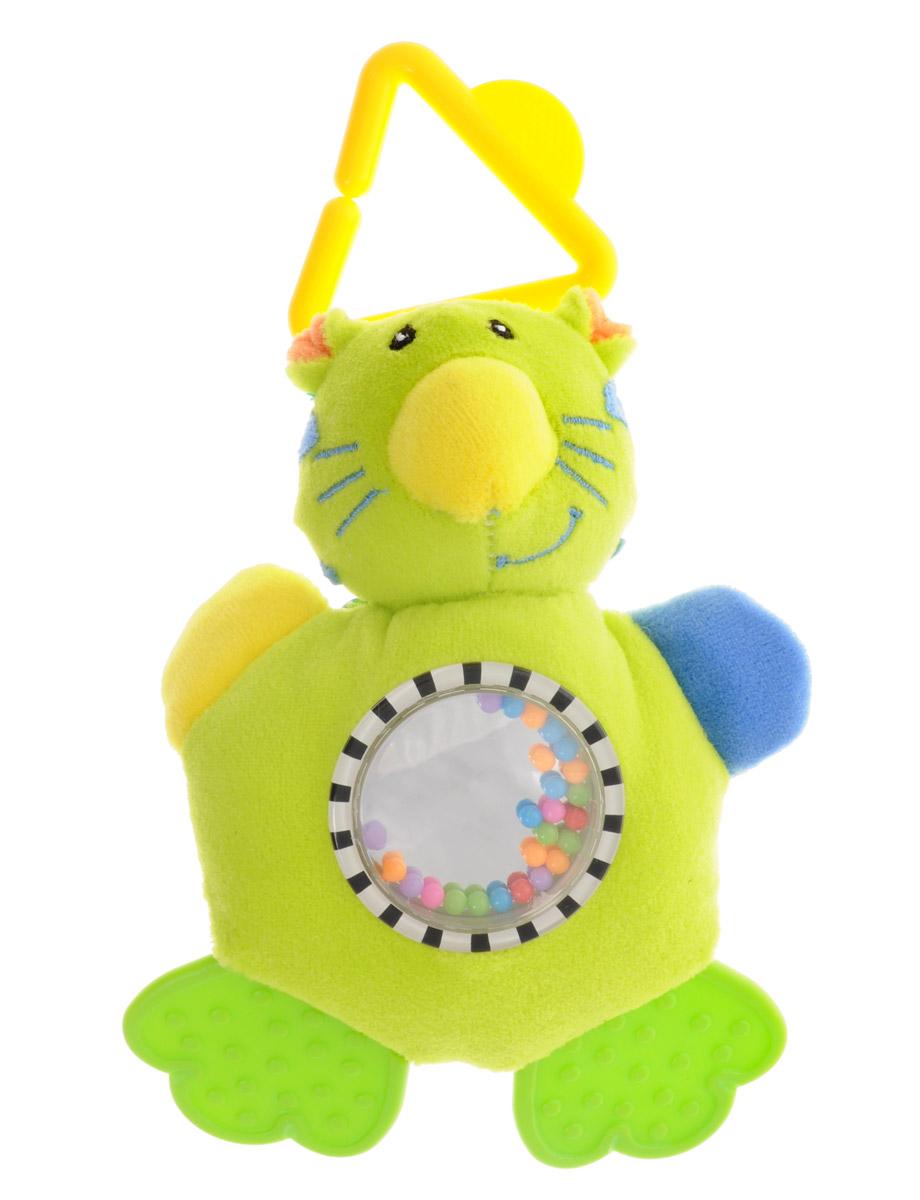 Mara Baby Игрушка-подвеска Жаркие страны Лев цвет салатовый max mara от max mara купить