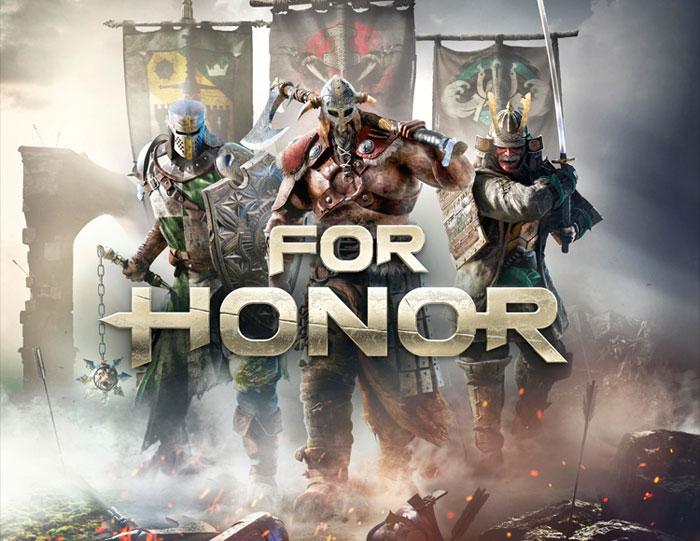 For Honor, Ubisoft Montreal,Ubisoft Quebec,Ubisoft Toronto