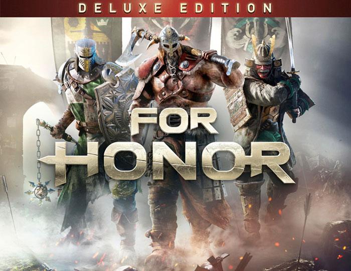 For Honor. Deluxe Edition, Ubisoft Montreal,Ubisoft Quebec,Ubisoft Toronto
