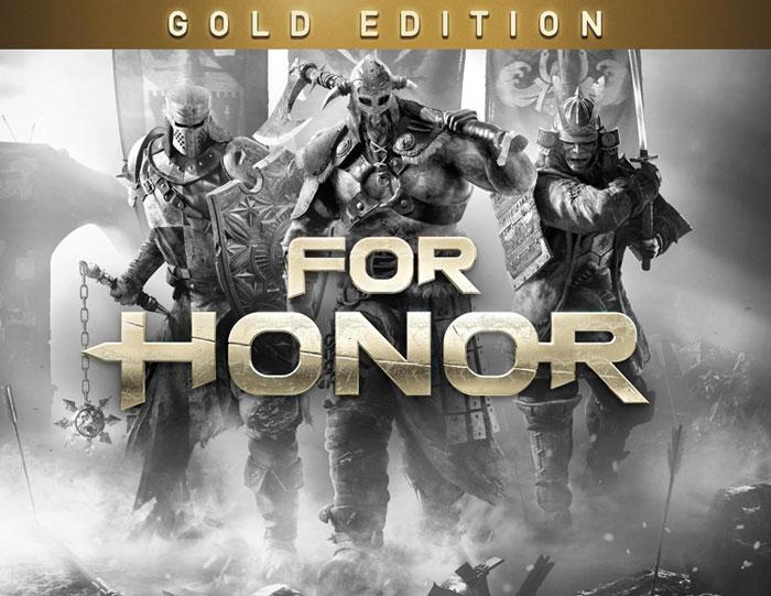 For Honor. Gold Edition, Ubisoft Montreal,Ubisoft Quebec,Ubisoft Toronto