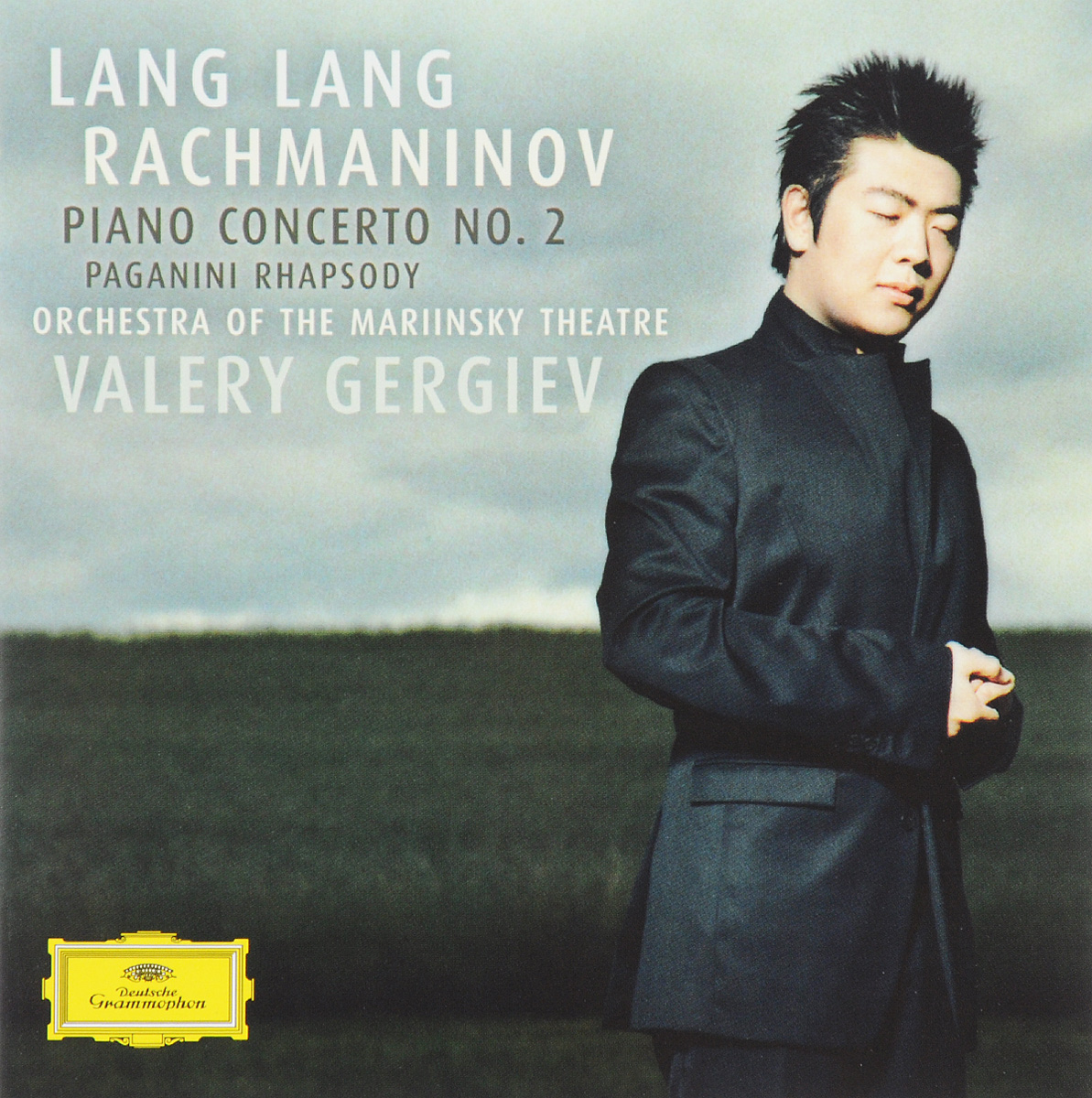 Валерий Гергиев,Ланг Ланг,Orchestra Of The Mariinsky Theatre Valery Gergiev, Lang Lang. Rachmaninov. Piano Concerto No. 2 / Paganini Rhapsody ланг ланг lang lang live at carnegie hall 2 lp