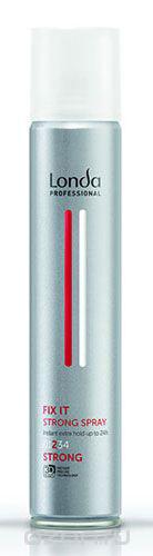 LC СТАЙЛИНГ Лак NEW д/волос сильной фиксацииFIX IT 300мл0990-81545314Профессиональный быстросохнущий лак Londa Fix с микрополимерами 3D-Sculpt. Легкая формула и долговременный результат. Обеспечивает долговременную фиксацию прически на срок до 24 часов. Характеристики:Объем: 300 мл. Производитель: Германия. Товар сертифицирован.
