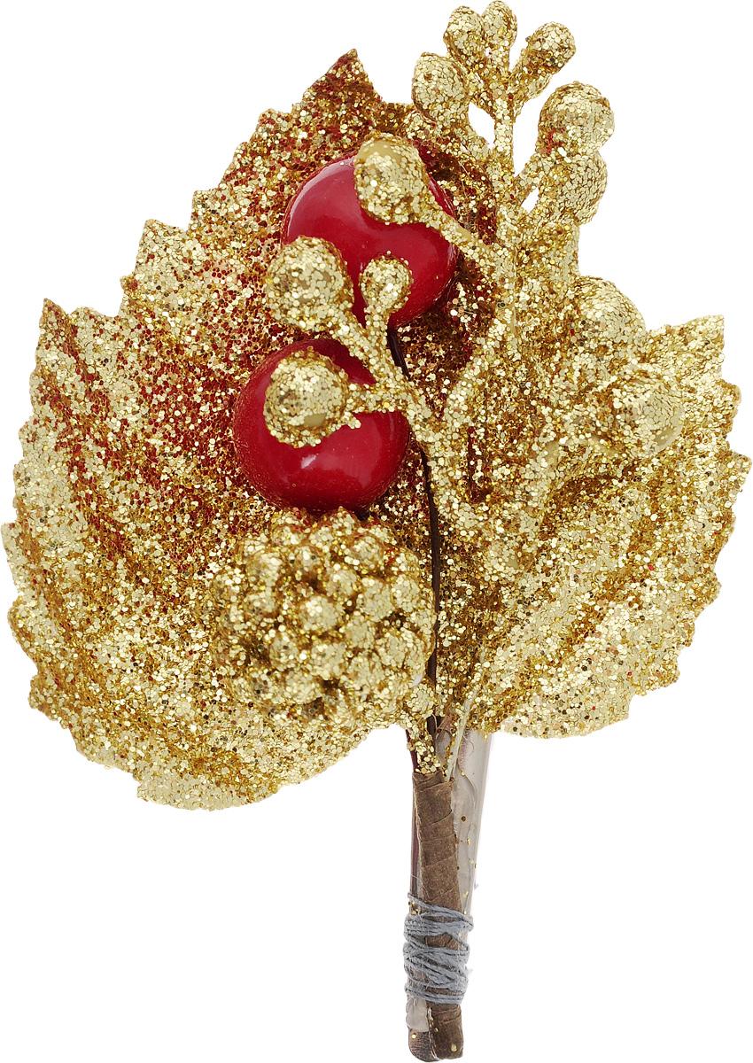 Украшение новогоднее Феникс-Презент Лепесток с ягодами, на клипсе, 8 х 6,5 х 2 см42507Новогоднее украшение Феникс-Презент Лепесток с ягодами выполнено из поливинилхлорида в форме лепестка с ягодами и шишкой на клипсе. Украшение можно прикрепить в любом понравившемся вам месте. Но, конечно, удачнее всего оно будет смотреться на праздничной елке.Елочная игрушка - символ Нового года. Она несет в себе волшебство и красоту праздника. Создайте в своем доме атмосферу веселья и радости, украшая новогоднюю елку нарядными игрушками, которые будут из года в год накапливать теплоту воспоминаний.