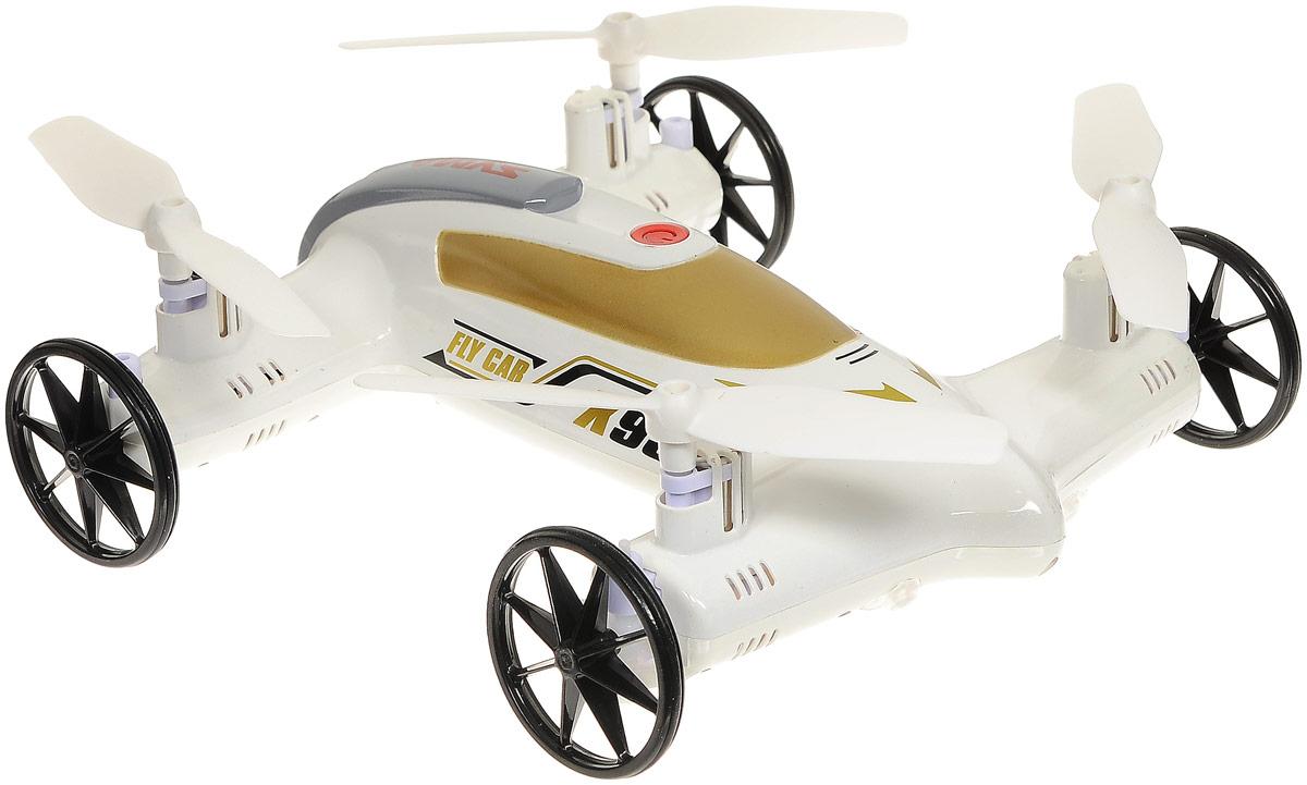 Syma Квадрокоптер на радиоуправлении X9S цвет белый