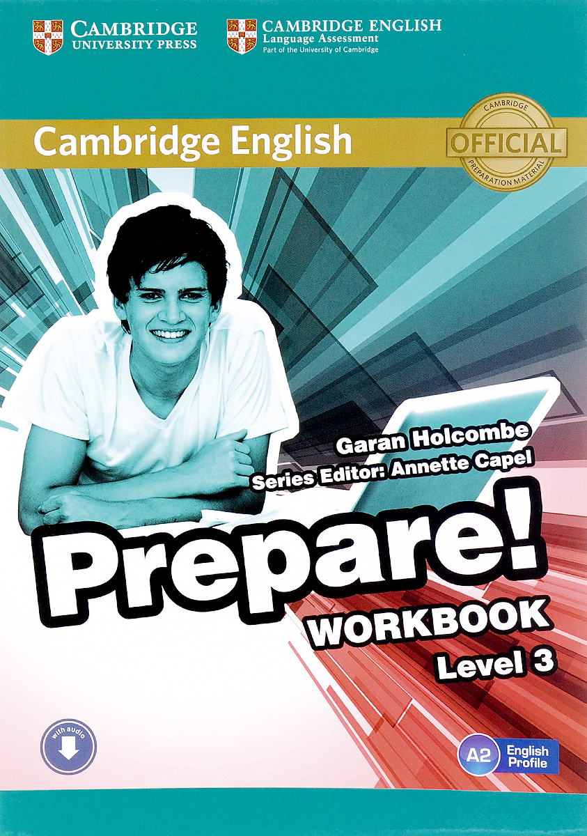 Cambridge English Prepare! Level 3 A2: Workbook mastering english prepositions