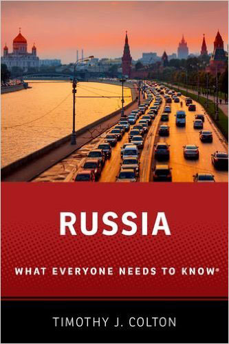 Russia: What Everyone Needs to Know russia a journey to the heart of a land and its people