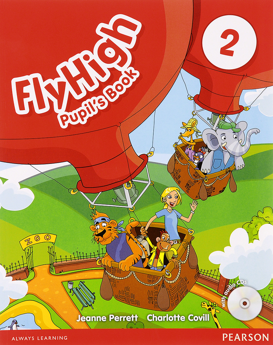 Fly High 2: Alphabet, Colours and Numbers: Flashcards (набор из 48 карточек) 123 flashcards