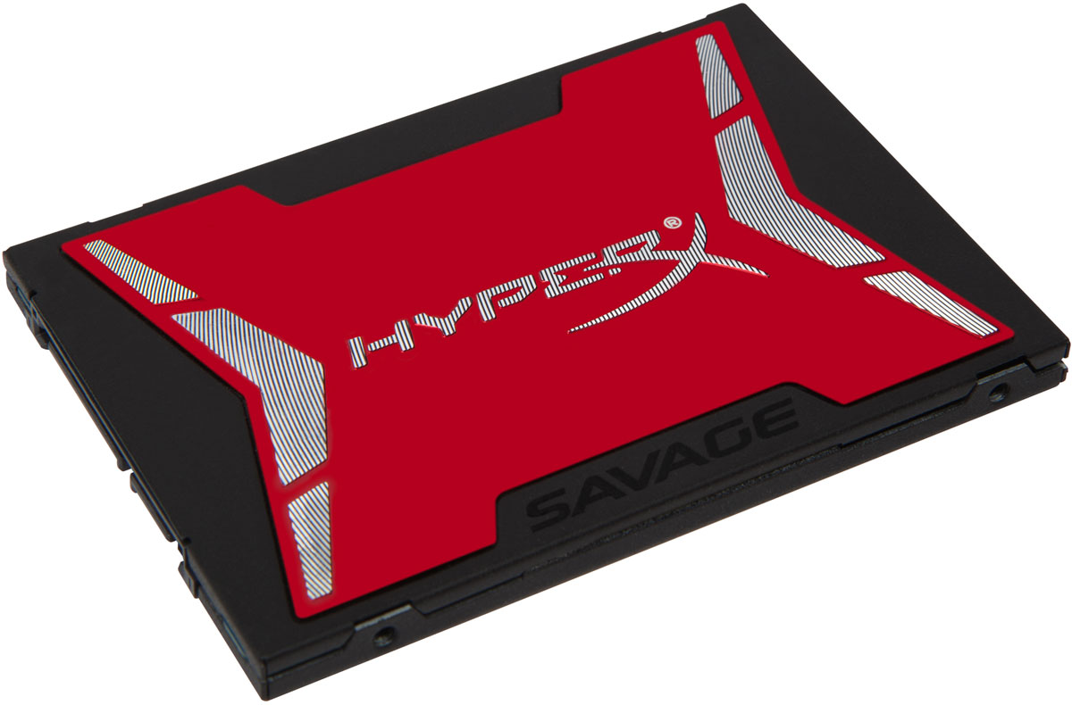 Kingston HyperX Savage 480 GB SSD-накопитель (SHSS3B7A/480G)