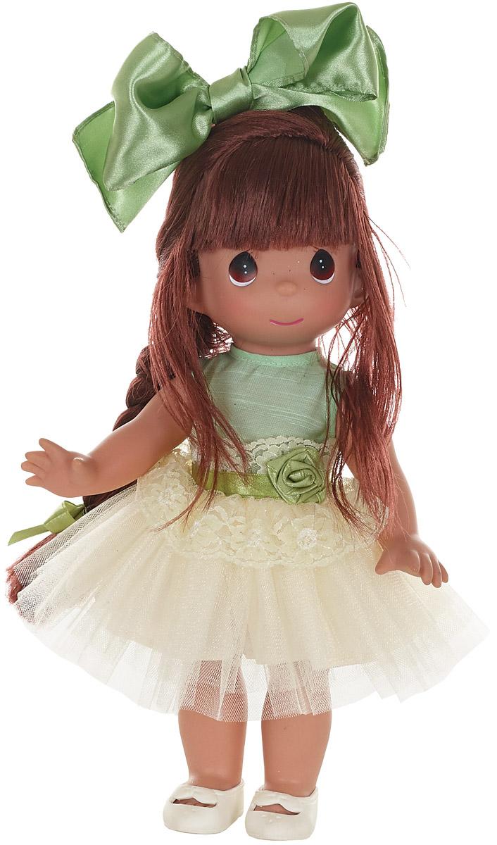 Precious Moments Кукла Великолепная Лилу брюнетка куклы и одежда для кукол precious кукла мой принц придет 30 см