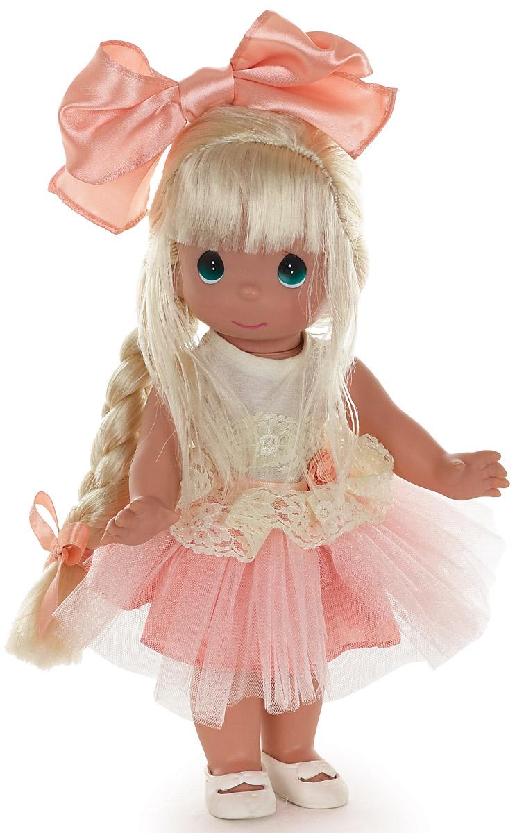 Precious Moments Кукла Великолепная Лилу блондинка куклы и одежда для кукол precious кукла мой принц придет 30 см