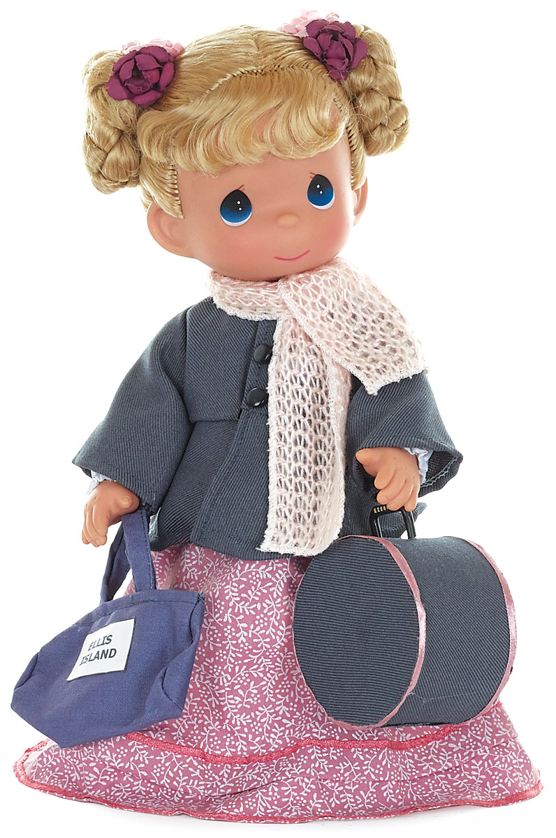 Precious Moments Кукла Путешественница Польша куклы шопкинс новые
