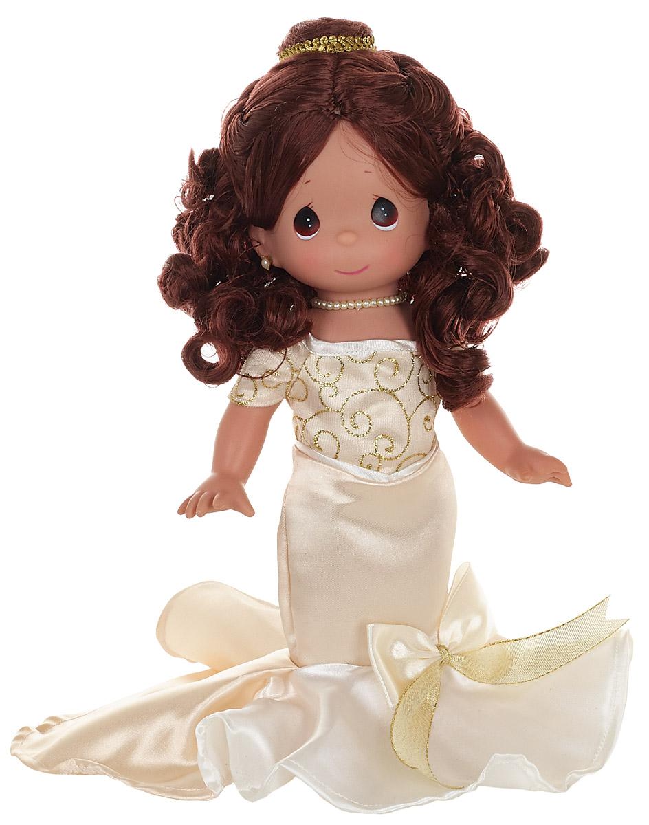 Precious Moments Кукла Элегантность брюнетка куклы и одежда для кукол precious кукла балерина рыжая 30 см