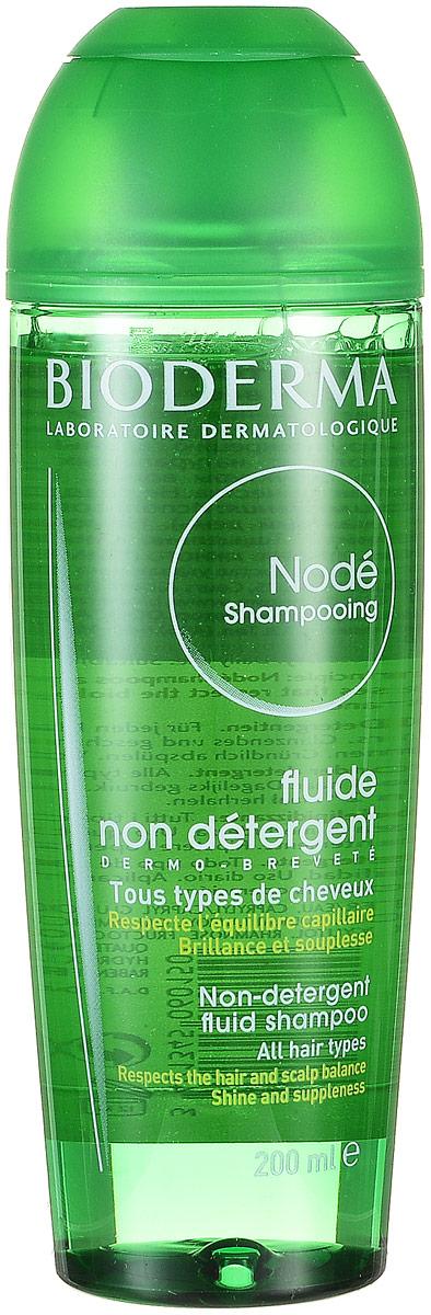 Bioderma Шампунь Node для всех типов волос, 200 мл1058Для всех типов волос и как дополнение к лечебным шампуням.