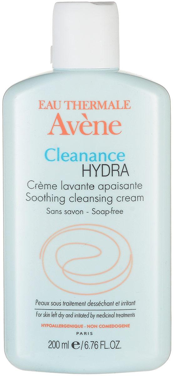 Avene Очищающий смягчающий крем Cleananse Hydra, 200 мл avene в екатеринбурге