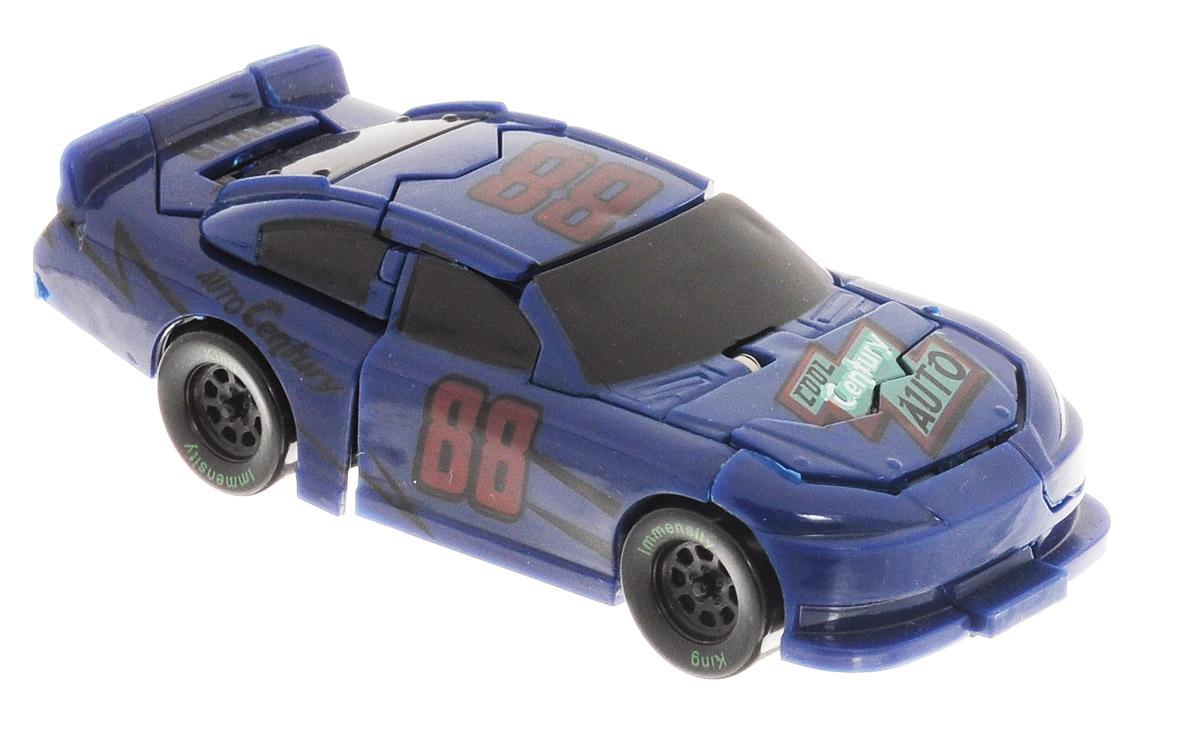 Big Motors Машинка Краш-тест цвет синий big игрушки