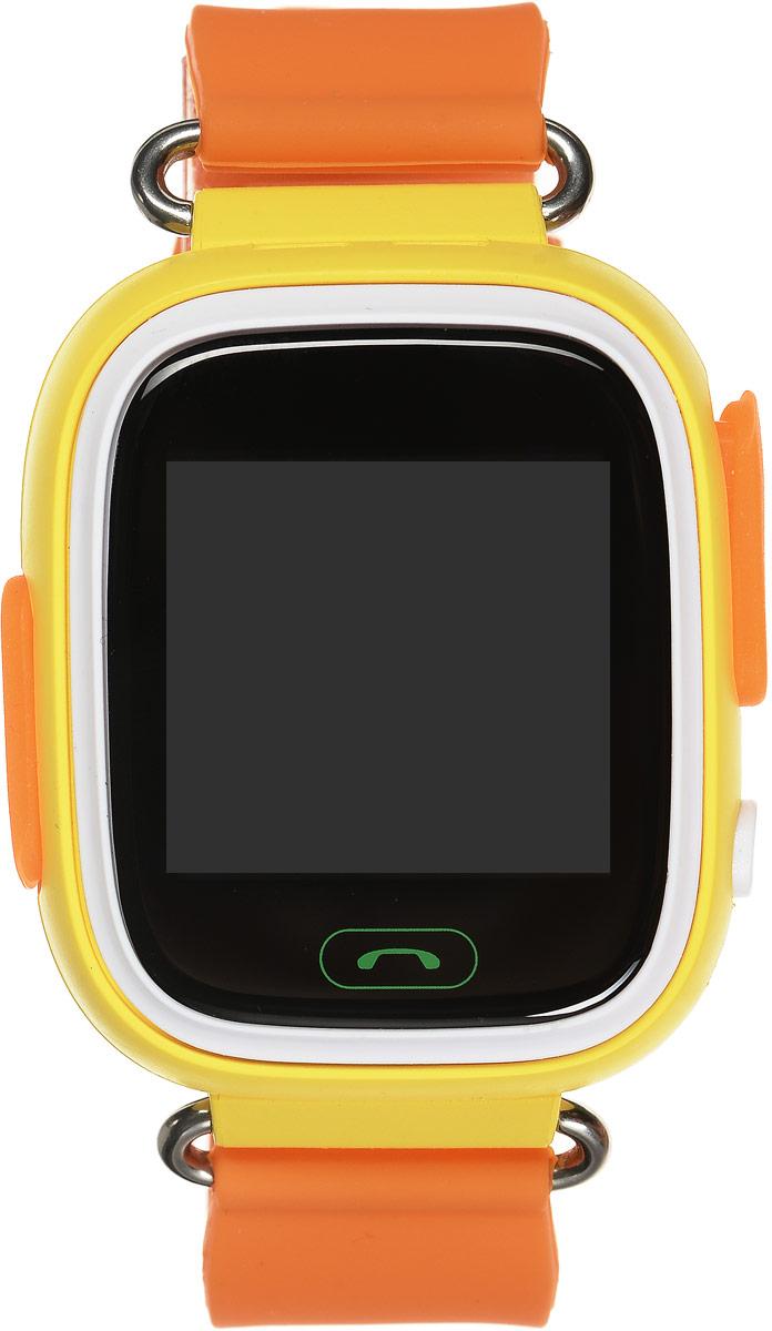TipTop 80ЦС, Orange детские часы-телефон - Умные часы