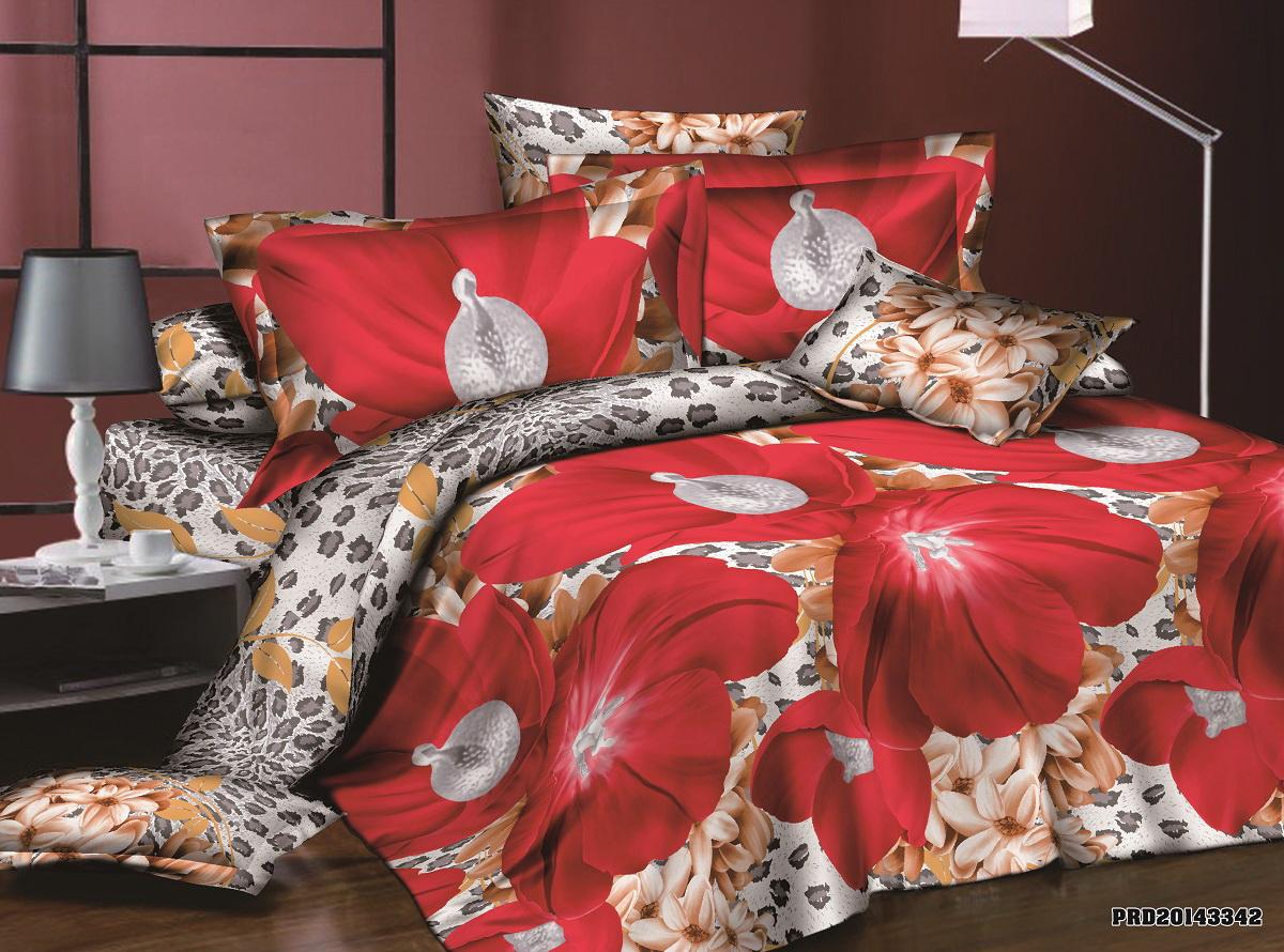 Комплект белья Cleo Кармен, 1,5-спальный, наволочки 70x7015/332-BКоллекция постельного белья из бязи CLEO – это классика сна. Вся коллекция выполнена из 100% хлопка, т.е. во время сна будет комфортно в любое время года! Благодаря пигментному способу нанесение печати, даже после многократных стирок (деликатный режим), постельное белье сохраняет свой первоначальный вид.Постельное белье из бязи имеет ряд уникальных свойств: экологичность, гипоаллергенность, благодаря особому способу переплетения нитей в полотне, обеспечивается особая плотность ткани, что делает ее устойчивой к износу, сохраняется внешний вид на долгие годы, загрязнения прекрасно отстирываются любыми средствами, не садится, легко гладится, не накапливает статического электричества, благодаря составу из 100% хлопка, обладает исключительной терморегуляцией. Комплект состоит из пододеяльника, двух наволочек и простыни.