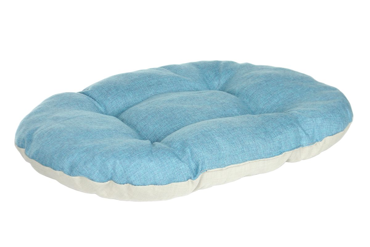 Матрас для животных Pride Прованс, цвет: голубой, 43 х 34 см10021261