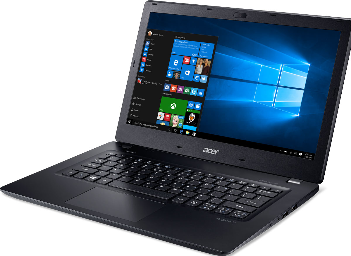 Acer Aspire V3-372, Black (V3-372-76HX)