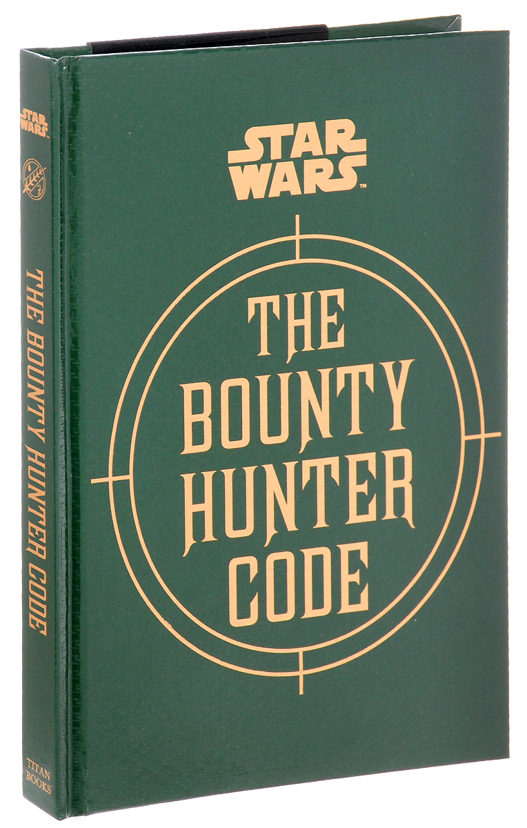 Star Wars - the Bounty Hunter Code bounty hunter tracker iv металлоискатель
