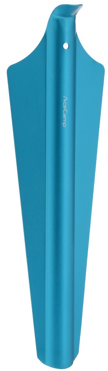 Колышек AceCamp Снежное крыло, цвет: голубой, длина 33 см2730_голубойКолышек Снежное Крыло - оптимальный вариант для снега, песка и прочих сыпучих грунтов. Легко справляется там где невозможно установить обычные колышки. Колышек очень прочный и его трудно согнуть, что делает его применение особенно актуальным в песчаных и рассыпчатых грунтах. Крюк на конце колышка облегчит его удаление из почвы.Длина колышка: 33 см