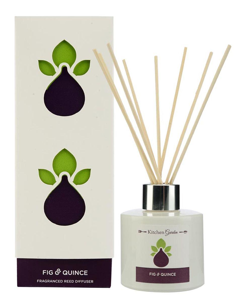 Диффузор ароматический Wax Lyrical Инжир и айва, 100 млKG0102Диффузор ароматический Wax Lyrical Инжир и айва - это простое, изящное и долговременное решение, как наполнить дом или офис приятным запахом. Аромат совмещает в себе древесные и цветочные ноты, в сочетании с фруктово-ягодным миксом из яблока, малины и, конечно, смоковицы и айвы. Диффузор - это не просто освежитель воздуха, а элемент декора, который окутает вас своим приятным и нежным ароматом. Отлично подойдет в качестве подарка. Способ применения: поместите палочки в вазу с ароматической жидкостью. Степень интенсивности запаха может регулироваться объемом ароматической жидкости и количеством палочек. Товар сертифицирован.