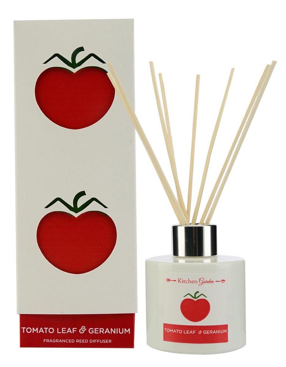 Диффузор ароматический Wax Lyrical Томатный лист и герань, 100 млKG0103Диффузор ароматический Wax Lyrical Томатный лист и герань - это простое, изящное и долговременное решение, как наполнить дом или офис приятным запахом. В основе парфюмерной композиции лежат зелёные ноты листьев томата, дополненных пряной пикантностью гвоздики и успокаивающими аккордами герани. Диффузор - это не просто освежитель воздуха, а элемент декора, который окутает вас своим приятным и нежным ароматом. Отлично подойдет в качестве подарка. Способ применения: поместите палочки в вазу с ароматической жидкостью. Степень интенсивности запаха может регулироваться объемом ароматической жидкости и количеством палочек. Товар сертифицирован.