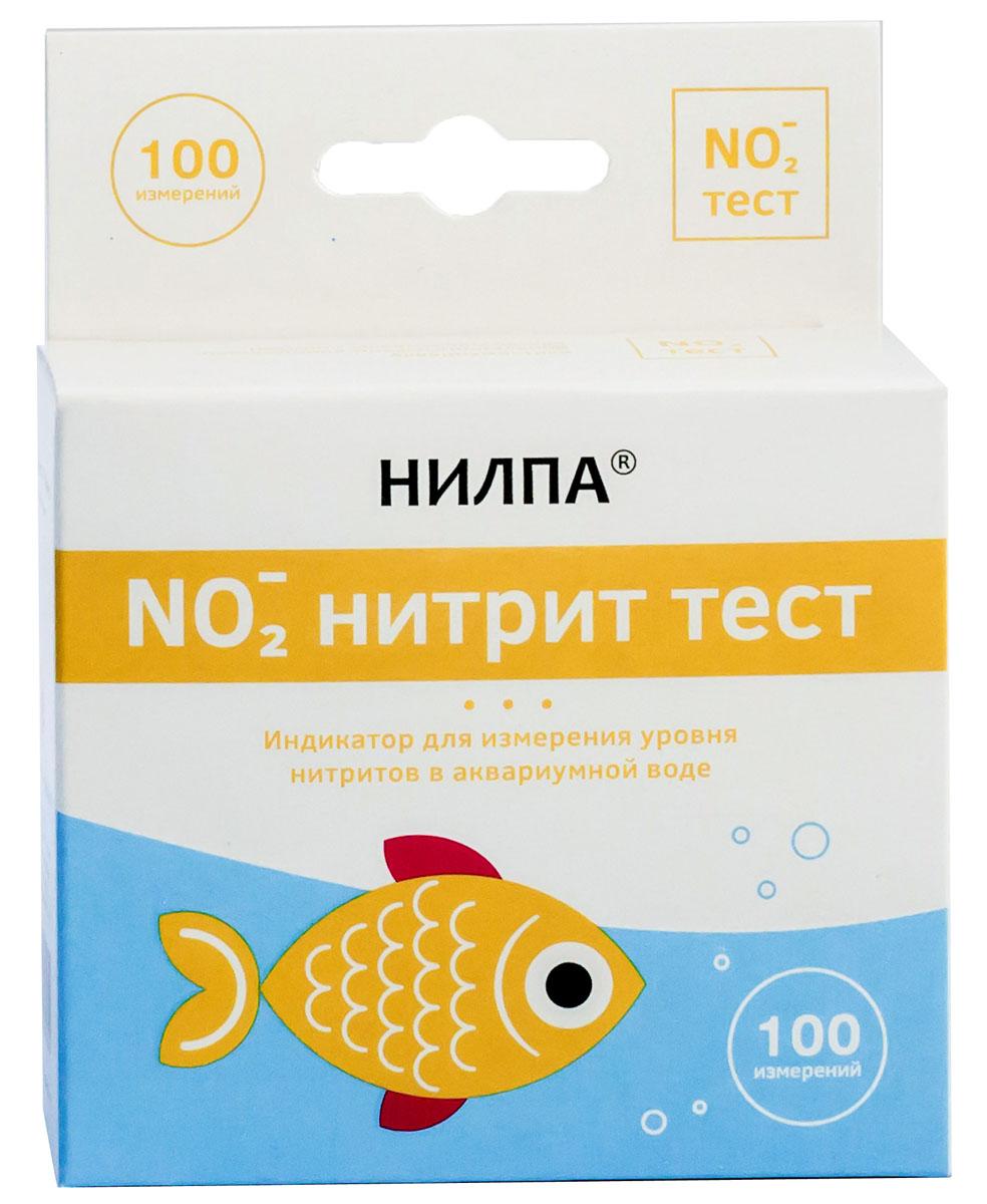 Тест Нилпа NO2, для измерения концентрации нитритов00000000777Тест Нилпа NO2 предназначен для измерения концентрации нитритов в воде аквариума. Возможность использования - 100 измерений.В комплекте флакон с жидким индикатором, контейнер с порошкообразным веществом, лопаточка, мерный стаканчик, инструкция.