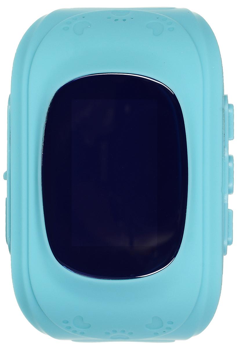 TipTop 50ЧБ, Light Blue детские часы-телефон