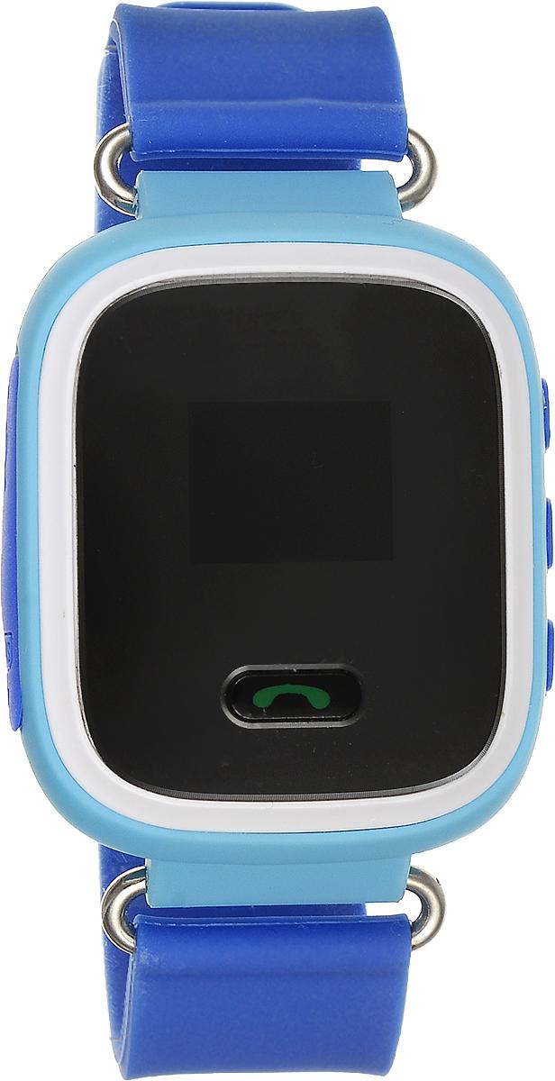 TipTop 60ЧБ, Light Blue детские часы-телефон
