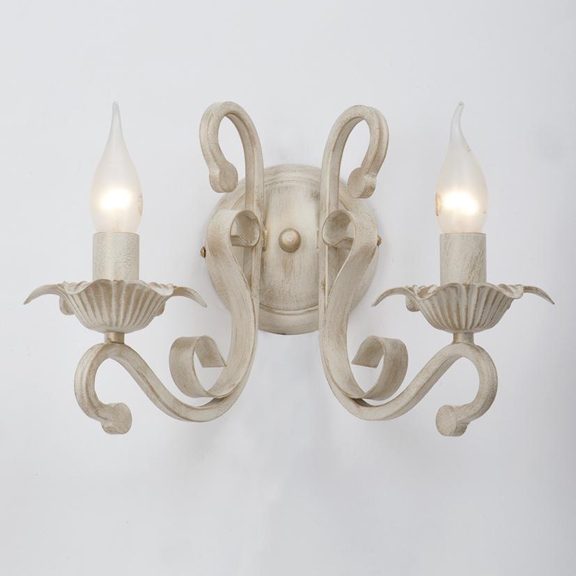 Светильник настенный Vitaluce, 2 x Е14, 60 Вт. V1721/2AV1721/2AСветильник Vitaluce, выполненный из высококачественных материалов, крепится к стене. Изделие имеет оригинальный дизайн. Оно дополнит интерьер спальной комнаты или гостиной.
