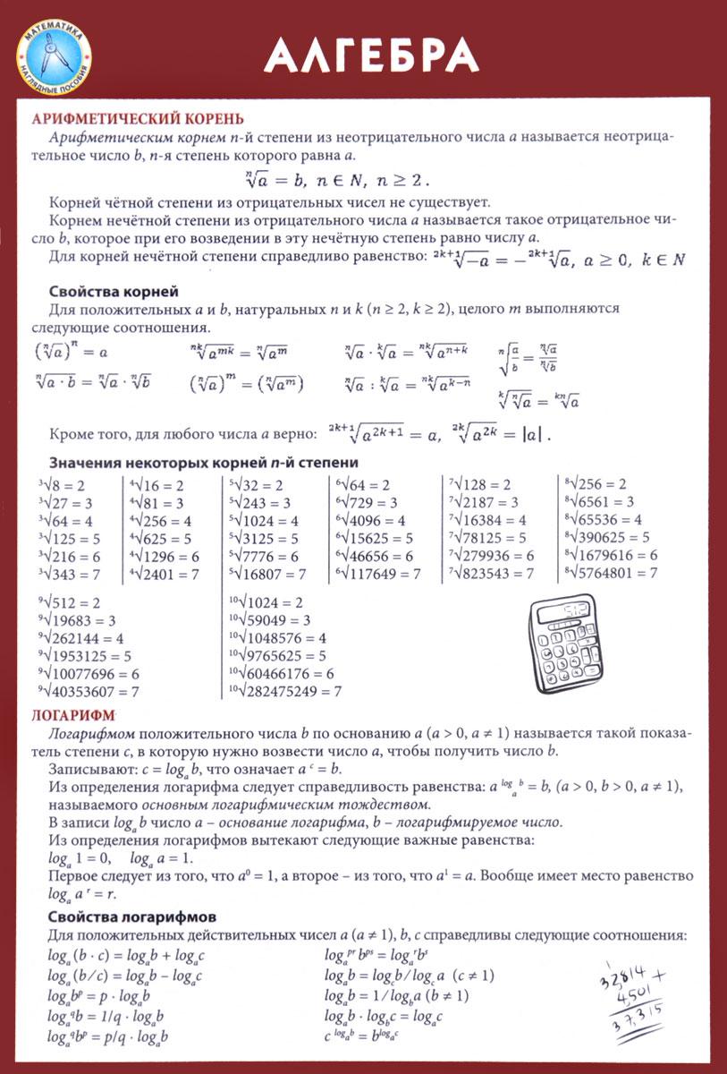 Алгебра ремни где не в интернете