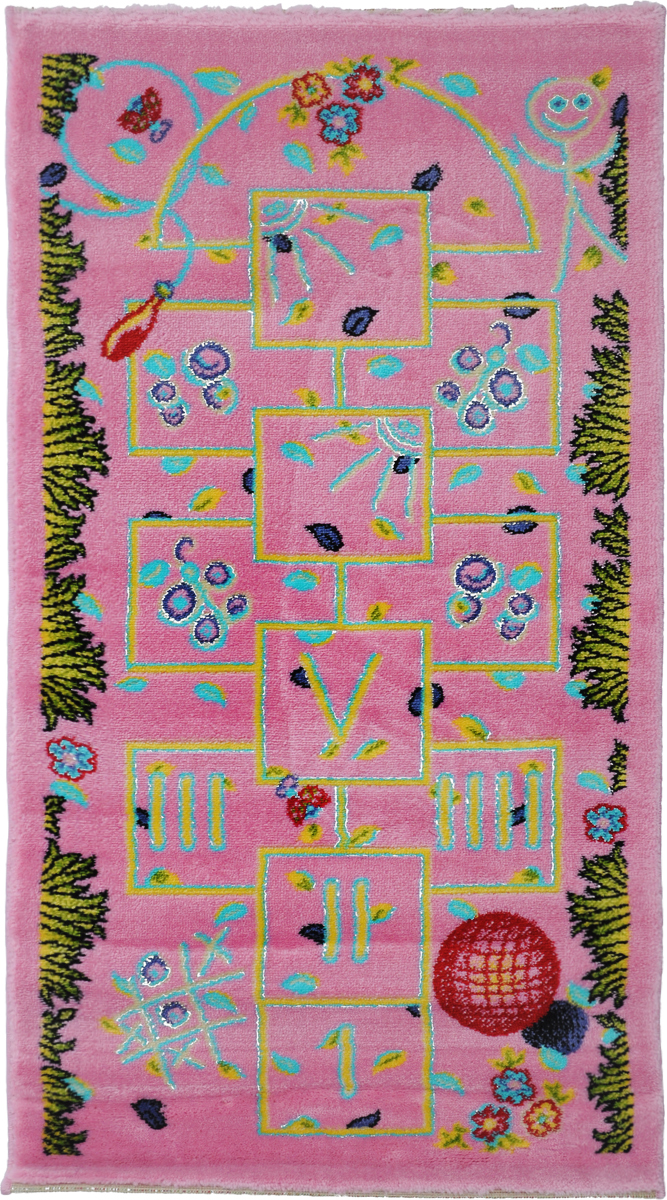 Ковер детский Kamalak Tekstil Классики, прямоугольный, 60 х 110 см трудовой договор cdpc