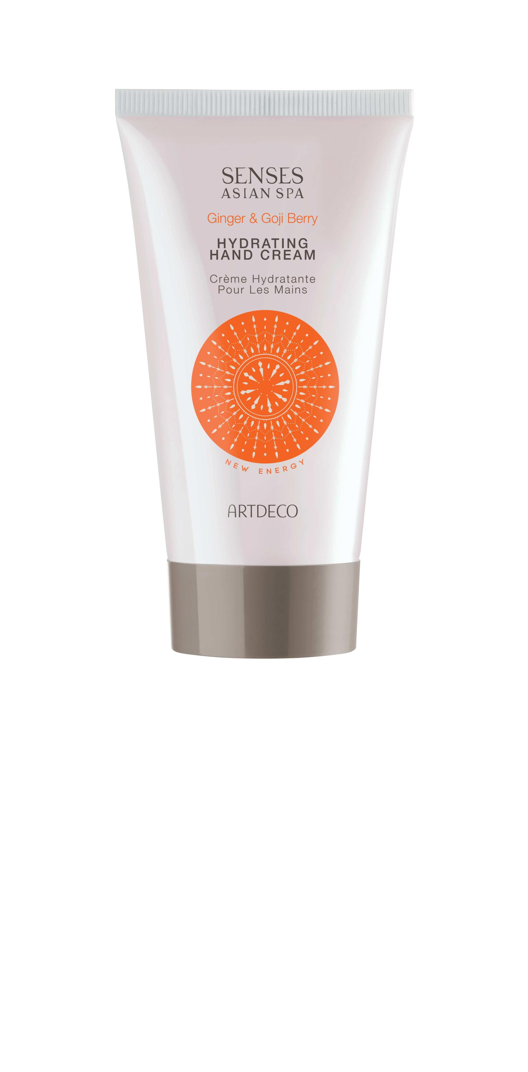 Artdeco крем для рук увлажняющий Hydrating hand cream, new energy, 75 мл the yeon hallabong energy moisture hand cream крем для рук мандариновый увлажняющий 50 мл