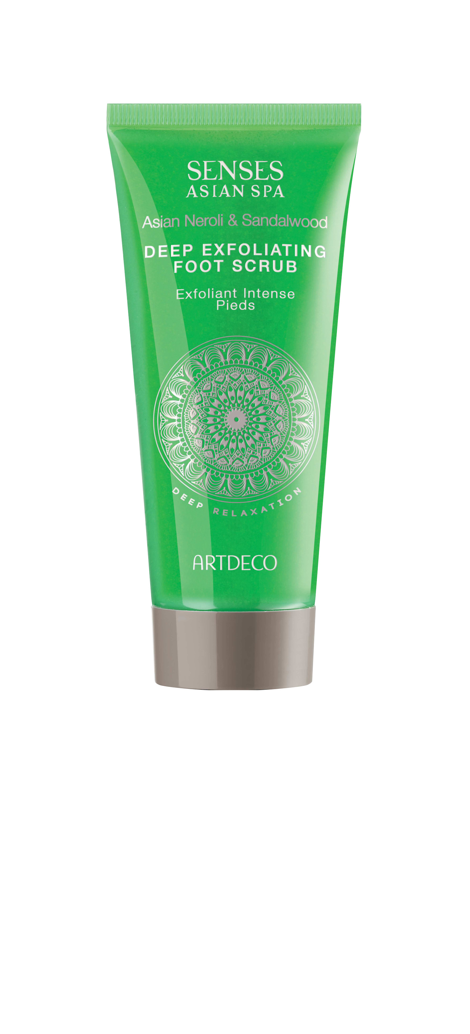 Artdeco скраб для ног глубокого действия Deep exfoliating foot scrub, deep relaxation, 100 мл скраб artdeco deep exfoliating foot scrub deep relaxation
