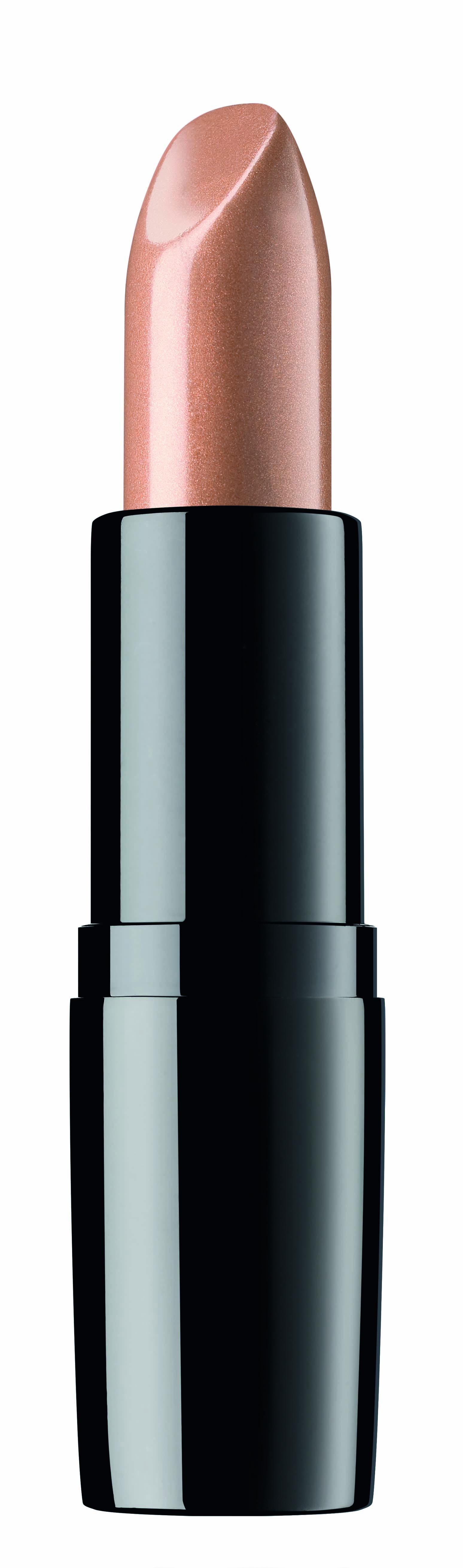 Artdeco помада для губ увлажняющая Perfect color 73А 4 г13.73AТекстура нежнейшего крема дарит несказанное удовольствие и комфорт! Помада обладает стойкостью и содержит специальные пигменты для более ровного нанесения. Ее так легко нанести, что зеркало не обязательно! Изумительный микс помады и блеска. Элегантный дизайн делает продукт изысканным.