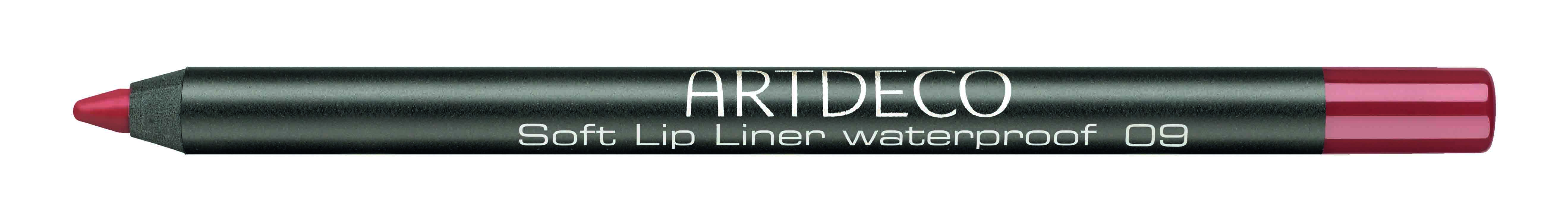 Artdeco карандаш для губ водостойкий 09 1,2г artdeco карандаш для век водостойкий 45 1 2 г
